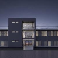 Office building - Science N Business Park headquarters 3D Model