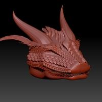 Dragon progress 2 cover