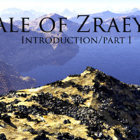 Tale of zraeyla cover
