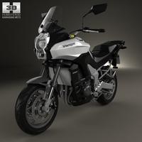 Kawasaki Versys 1000 2014 3D Model