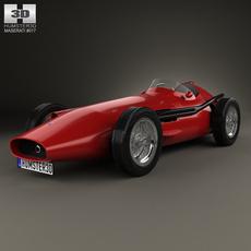 Maserati 250F 1954 3D Model