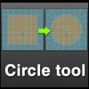 A circle tool for Maya 1.0.0 (maya script)