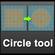 A circle tool 1.0.0 for Maya (maya script)