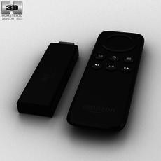 Amazon Fire TV Stick 3D Model