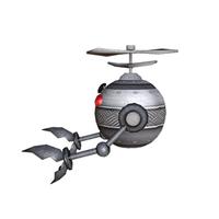 Robot cartoon 03 3D Model