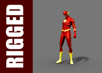 Flash (Rig) 1.0.0 for Maya