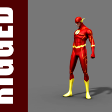Flash (Rig) for Maya 1.0.0