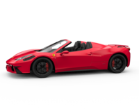 Ferrari F458 tuning Mansory、LB Performance、Dmc model 3D Model