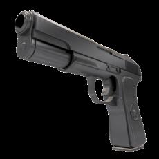 Gun TT 56-A-132 3D Model