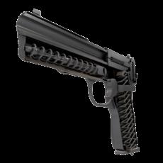 Gun TT 56-A-132 Cutaway 3D Model