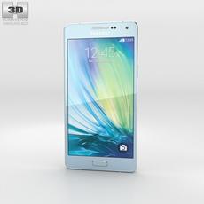 Samsung Galaxy W Black Phone 3D Model