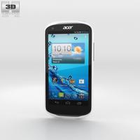 Acer Liquid E1 White Phone 3D Model