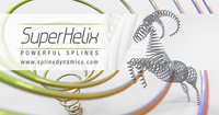 Free SuperHelix Free for 3dsmax 1.0.1 (3dsmax script)