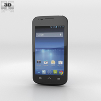 T-Mobile Concord II Blue Phone 3D Model