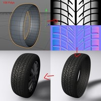 Free Tire Tread 01