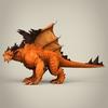 11 02 01 249 fantasy monster dragon 03 4