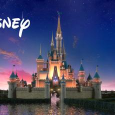 Disney Cinderella Castle 3D Model