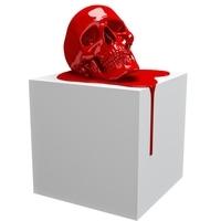 Art scull 3D Model