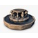 Stone fountain with lions 3D Model