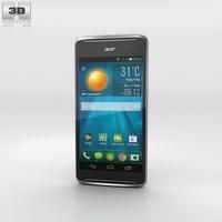 Acer Liquid E600 Black Phone 3D Model