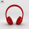 02 56 49 349 beats solo 2 wireless red 600 0010 4