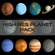 11 High Definition Planet Pack 3D Model