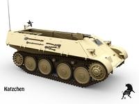 Katzchen IFV 3D Model