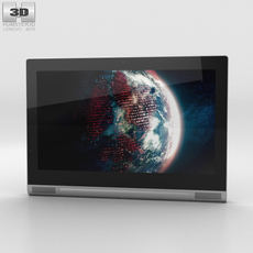 Lenovo Yoga Tablet 2 Pro 3D Model