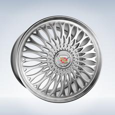 Cadillac classic Rim 3D Model