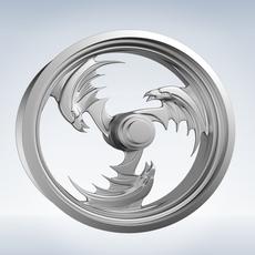 Eagle Rim 3D Model