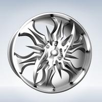 Hiphop Rim 3D Model