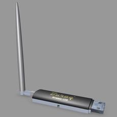Wireles USB Adapter 3D Model