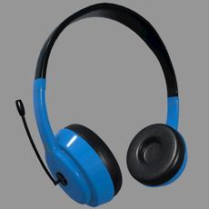 Headphone PBR 3D Model