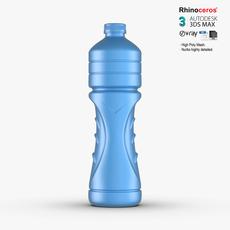 Powerade Bottle 1.5L 3D Model