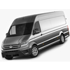VW Crafter II 2017 L3H2 panel van 3D Model