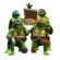 Free TMNT Classic Remake Rig for Maya 1.1.1