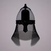 17 45 01 539 helmet front wire 4