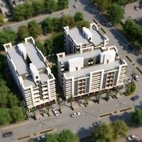 04 29 08 184 3d bird view luxurious apartment exterior design chicago usa cover