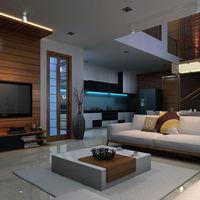 05 20 52 155 3d interior design of home living room for holidays cover