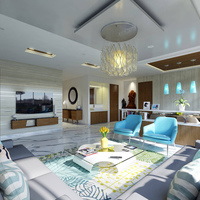05 20 52 875 3d interior design of home modern living room design cover