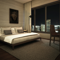 05 22 46 210 interior design rendering for 3d wooden bedroom chicago usa cover