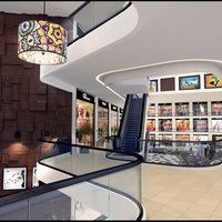 05 22 49 341 interior design rendering for commercial shopping mall charlotte usa cover
