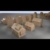 14 22 55 870 paper houses modelkit 06 4