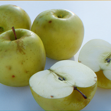 Apples and Apples Cut with seed - High Resolution 3D Model