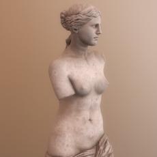Venus de milo 3D Model