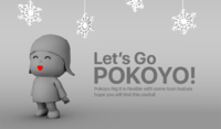 Pokoyo for Maya 1.0.0