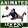 White American Football Player Real Time 3D Model