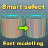 Smart select 1.0.0 for Maya (maya script)