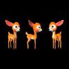 21 21 47 773 banner deer 4