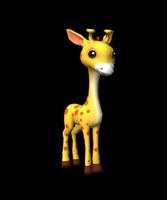 Free Toon Giraffe for Maya 1.0.0